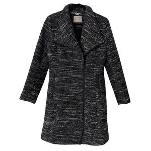 Soia & Kyo Leila Fitted Wool Coat